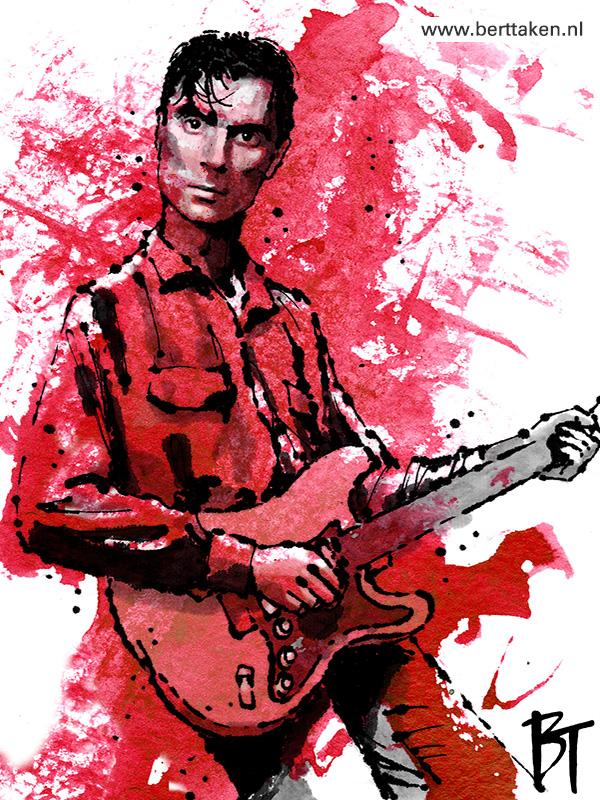 BertTaken - David Byrne
