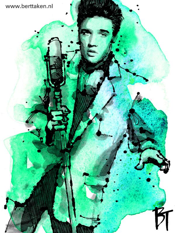 BertTaken - Elvis