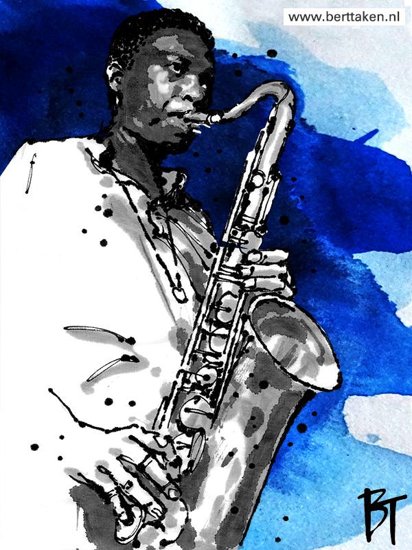 BertTaken - John Coltrane