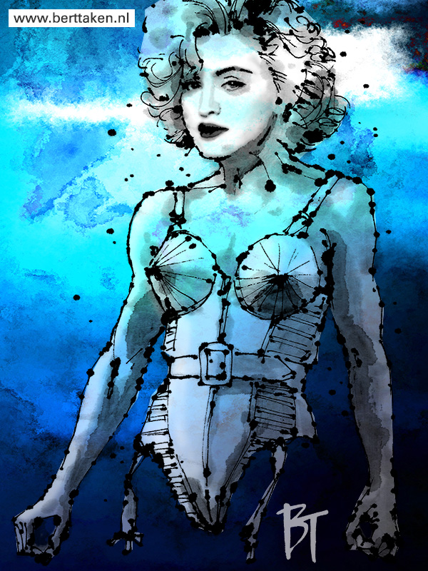 BertTaken - Madonna