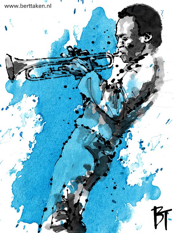 BertTaken - Miles Davis