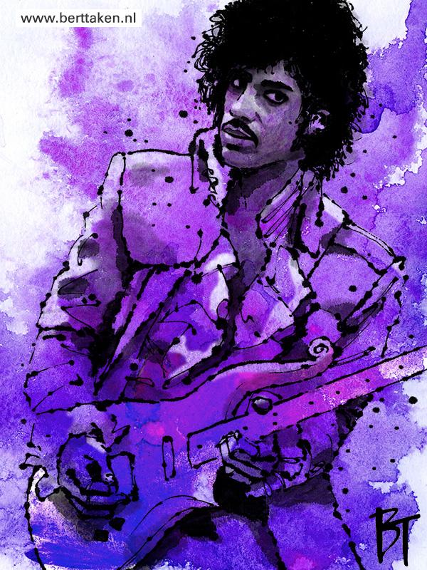 BertTaken - Prince