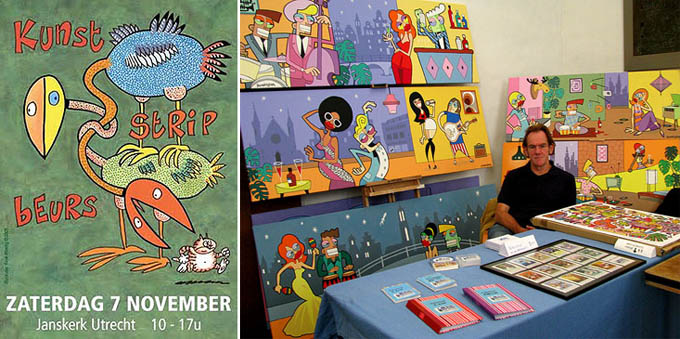 Kunst Strip Beurs 2009